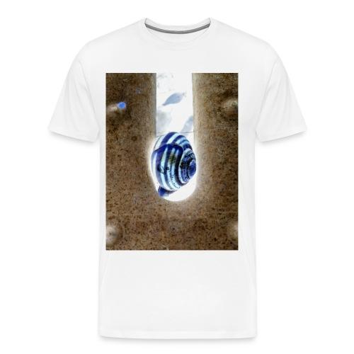 Schneckentempo - Männer Premium T-Shirt
