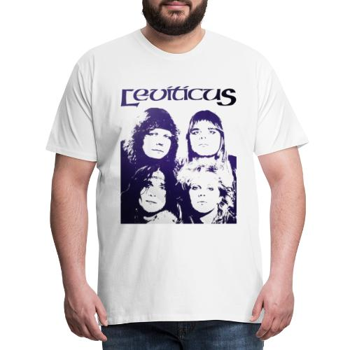 Leviticus 1986 - Purple Touch - Men's Premium T-Shirt