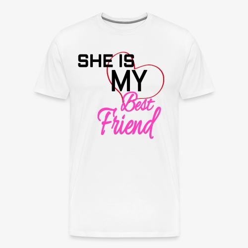 BestFriend - Camiseta premium hombre