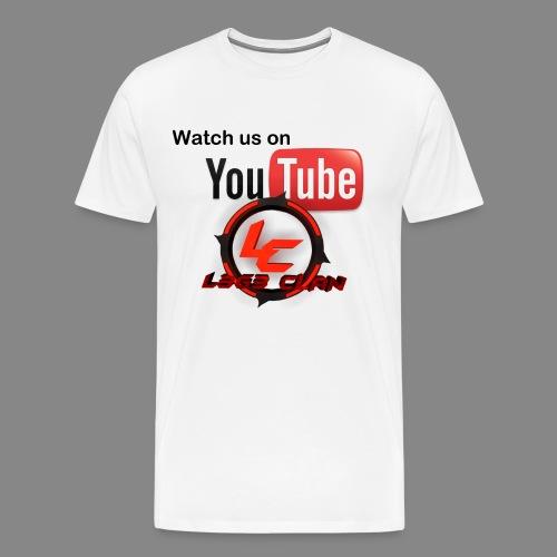 L3G3 CLAN - Mannen Premium T-shirt