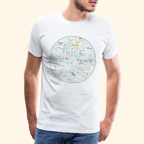 Ich bin - Männer Premium T-Shirt