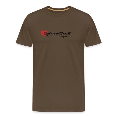 Virgilio - Maglietta Premium da uomo