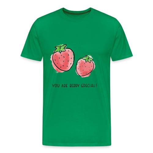 Fruit Puns n°1 Berry Special - Männer Premium T-Shirt
