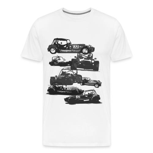 garner - Men's Premium T-Shirt