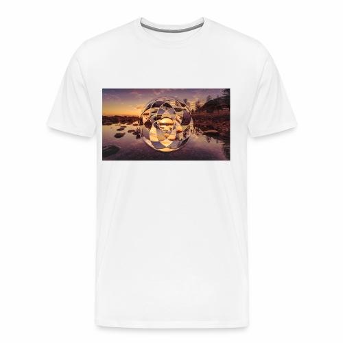 Geometric Design 2.1 - Men's Premium T-Shirt