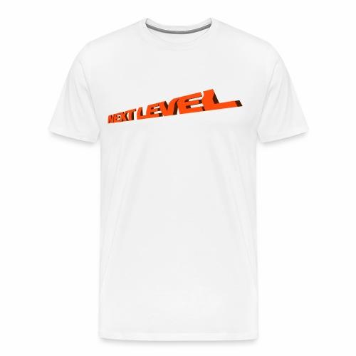 NEXT LEVEL - Camiseta premium hombre