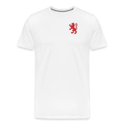 Red Lion Rampant - Men's Premium T-Shirt