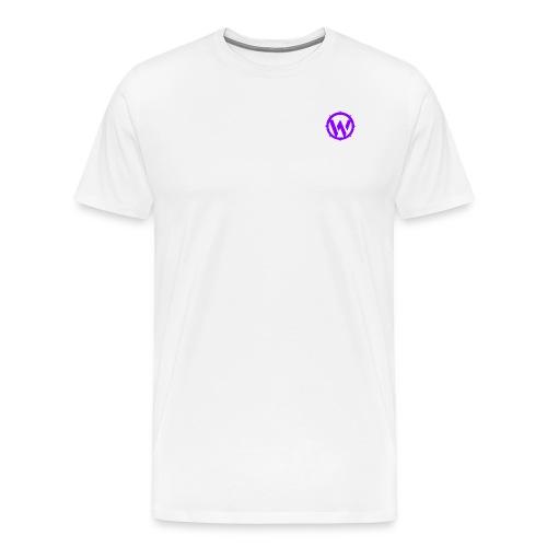 wlyp-purp - Men's Premium T-Shirt