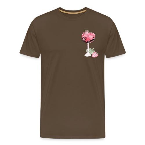 Cheers Cocktail Strawberry Daiquiri - Männer Premium T-Shirt