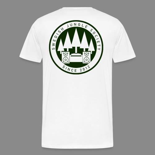 Forest Ravers - Green - Men's Premium T-Shirt