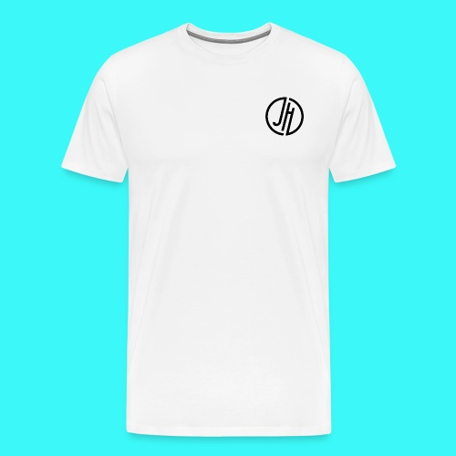 JH Logo - Men's Premium T-Shirt