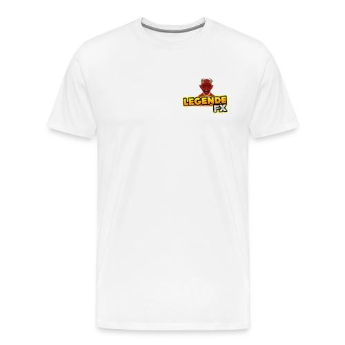 texte.png Sweat-shirts - T-shirt Premium Homme