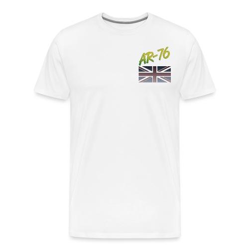 CO1 less bng png - Men's Premium T-Shirt