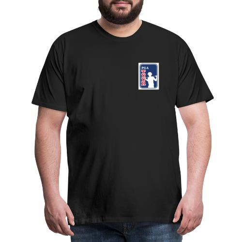 pgatuur kikkis logo - Miesten premium t-paita
