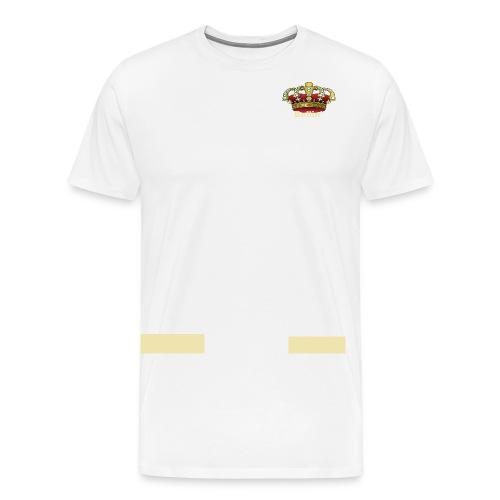 gold - Männer Premium T-Shirt