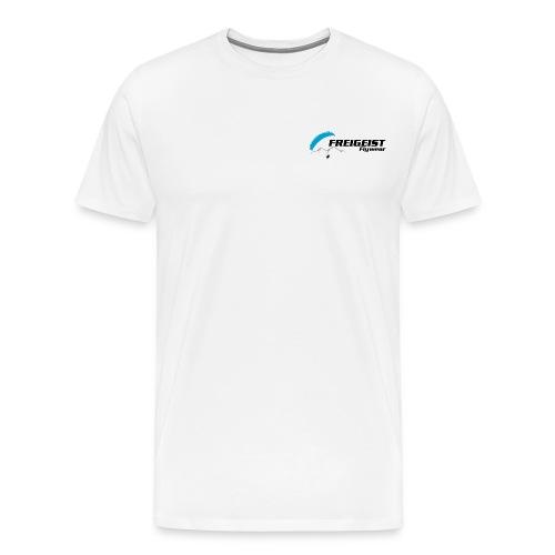 Freigeist-Flywear logo - Männer Premium T-Shirt