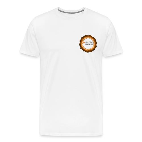 IRL Logo3 v3 png - Men's Premium T-Shirt