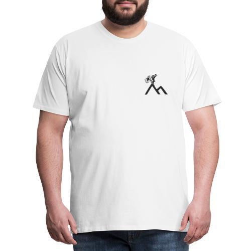 Mountain Anxiety Warrior - Men's Premium T-Shirt