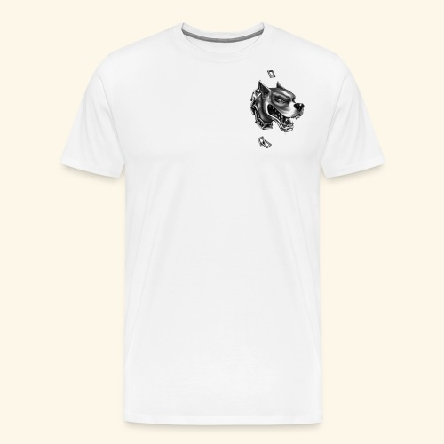 CRFIT - Camiseta premium hombre