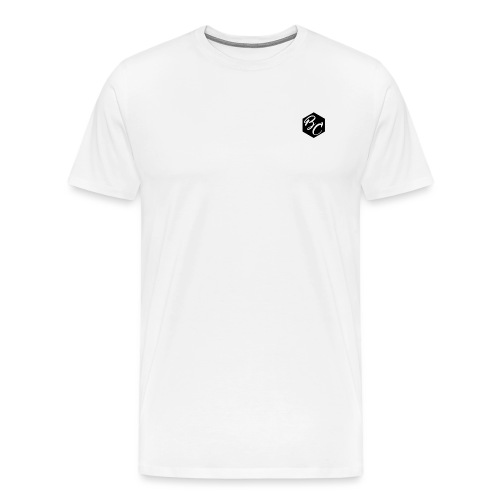 bc logo png - Men's Premium T-Shirt