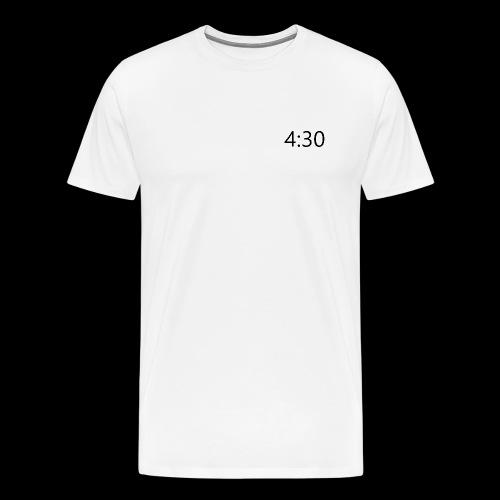 4:30 - Men's Premium T-Shirt