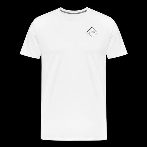 Logo Minimalistic - Men's Premium T-Shirt