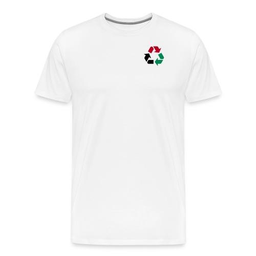 Recycle Arrows - Men's Premium T-Shirt