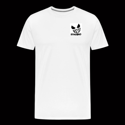 sketchy D&B - Men's Premium T-Shirt