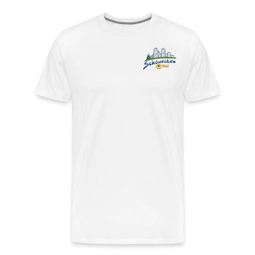 SchöneckenLogo png - Männer Premium T-Shirt