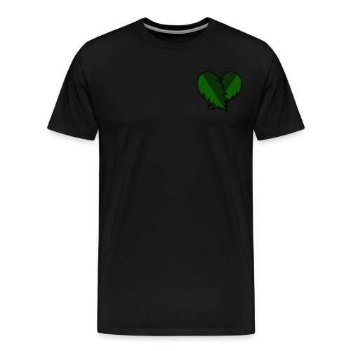 Weed&Love - Camiseta premium hombre