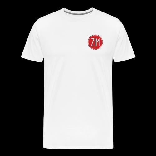 Logo grand png - T-shirt Premium Homme