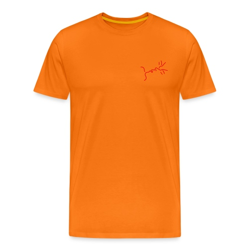 Hurry Slowly - Men's Premium T-Shirt