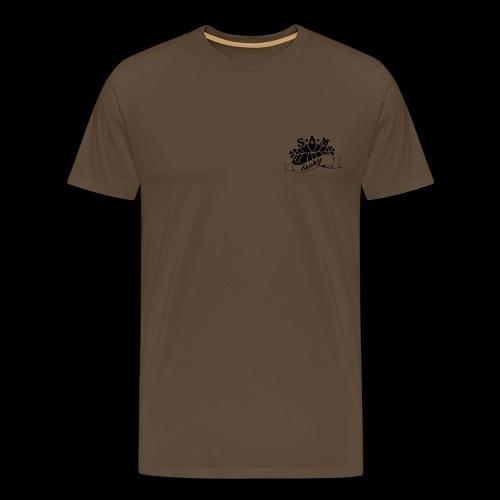 SamShaky - Miesten premium t-paita