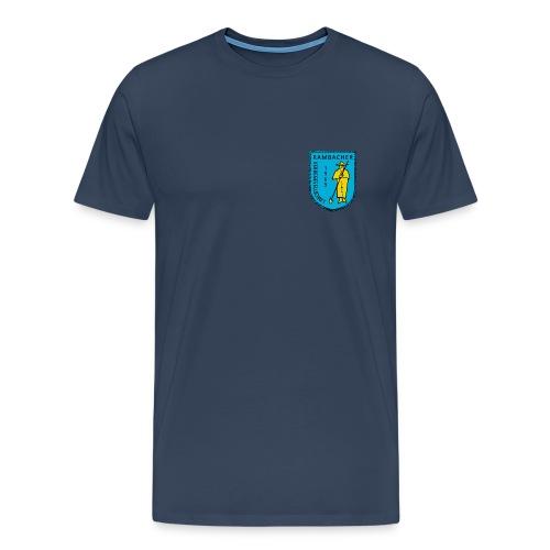 RKG Wappen Vorderseite Shirt - Männer Premium T-Shirt
