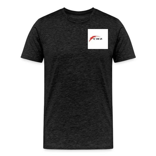 CHZ LAZER - Maglietta Premium da uomo