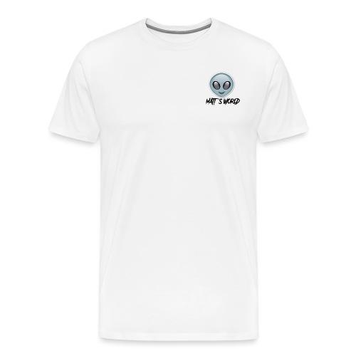 ALIEN T - SHIRT - Maglietta Premium da uomo