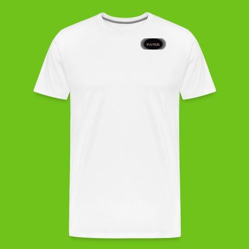 manmun - Herre premium T-shirt