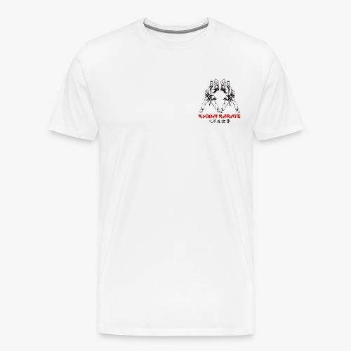 Kyodai Club Badge - Men's Premium T-Shirt