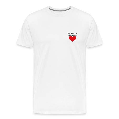 einherzfuer - Männer Premium T-Shirt