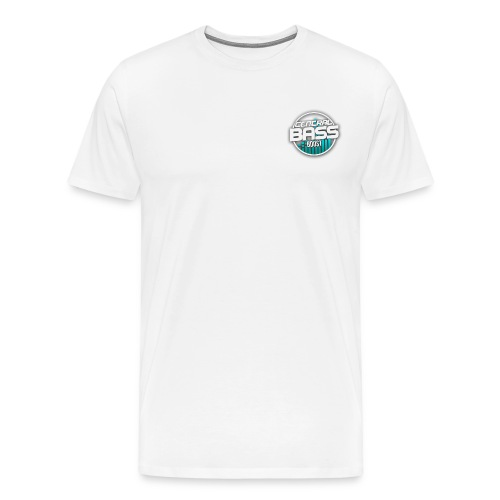 Plain T-Shirt with Logo - Men's Premium T-Shirt