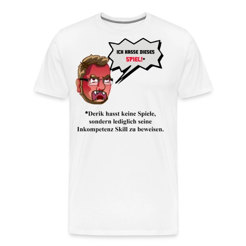 mad design - Männer Premium T-Shirt