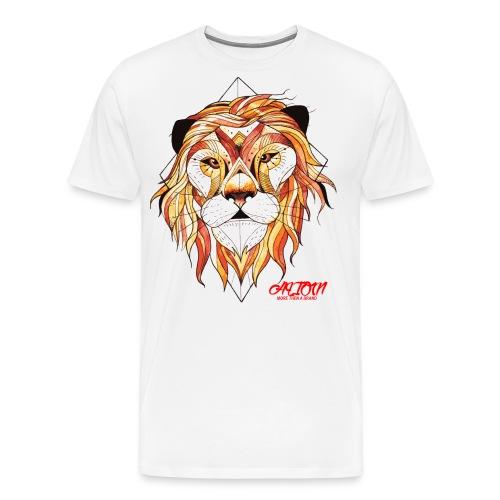 ALION - Mannen Premium T-shirt