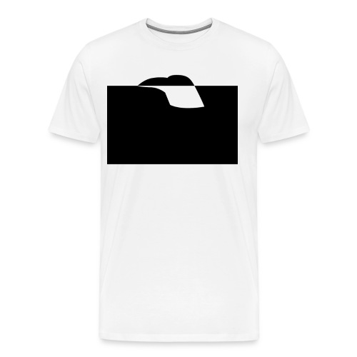 CROW - REVERSE # 1 - Men's Premium T-Shirt