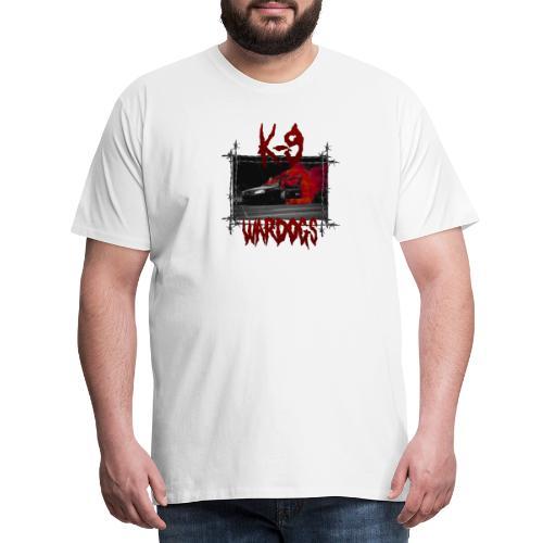 k9 wardogs - Männer Premium T-Shirt