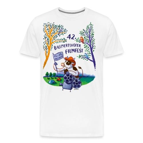 Filmfest 2019 - Männer Premium T-Shirt