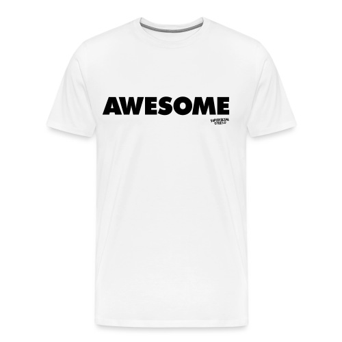 Awesome T-shirt - Men's Premium T-Shirt