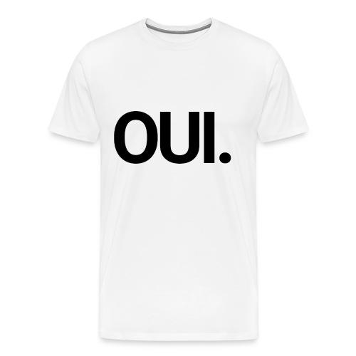 Oui - T-shirt Premium Homme