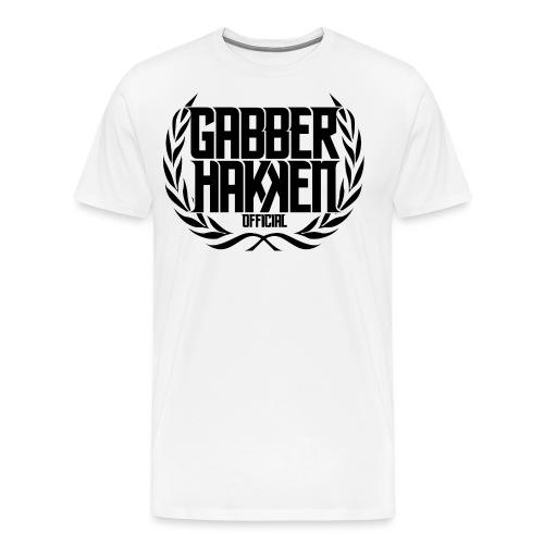 BBKK Official Black logo - Men's Premium T-Shirt