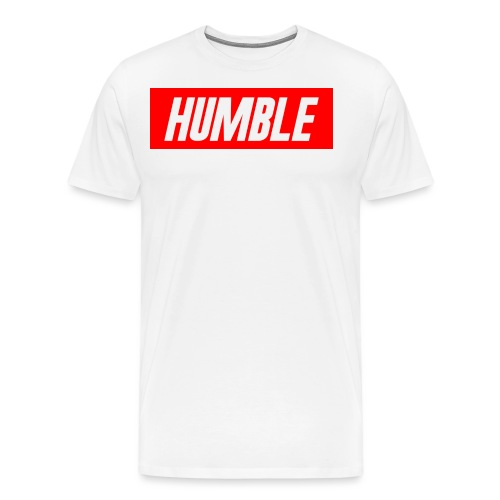 RED Humble Logo - Men's Premium T-Shirt