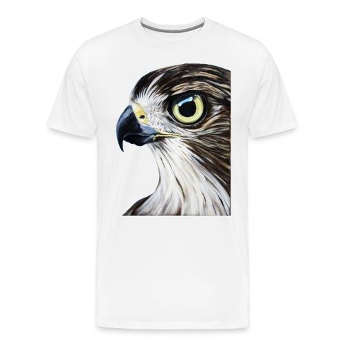 OJO DE HALCÓN - Camiseta premium hombre